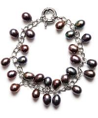 Sladkovodní perla Perlový náramek PANORIN