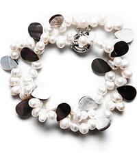Sladkovodní perla Náramek z perliček HOWLER