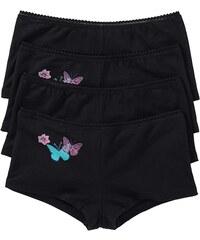 bpc bonprix collection Francouzské kalhotky (4 ks v balení) bonprix