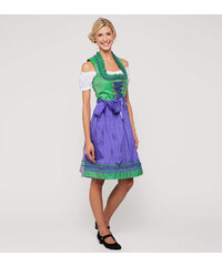 C&A Modisches Dirndl in Violett