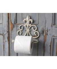 Chic Antique Držák na toaletní papír Fleur