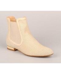 STROLL Dámská bílá kotníková obuv WW2427wh EUR 35