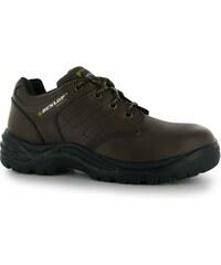 Pracovní obuv Dunlop Kansas pán. hnědá