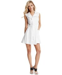 Guess by Marciano Šaty Brandi Biker Dress
