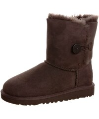 UGG BAILEY BUTTON Stiefelette chocolate