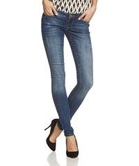NOISY MAY Damen Slim Jeanshose Nmkate Super Low Jeans Ba726