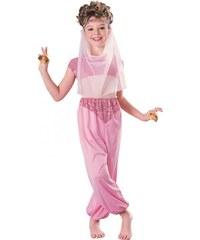 Dětský kostým Břišní tanečnice Pro věk (roků) 3-4