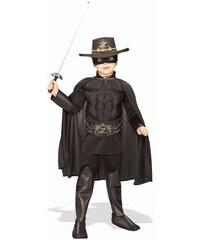 Dětský kostým Zorro deluxe Pro věk (roků) 3-4