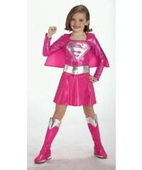 Dětský kostým Pink Supergirl Pro věk (roků) 3-4