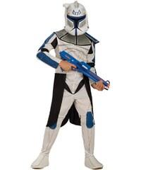 Dětský kostým Clone Trooper Kapitán Rex Pro věk (roků) 3-4