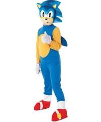 Dětský kostým Sonic the Hedgehog Pro věk (roků) 3-4