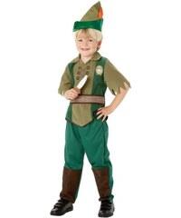 Dětský kostým Peter Pan Pro věk (roků) 3-4