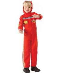 Dětský kostým Blesk McQueen Cars 2 Pro věk (roků) 5-6