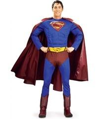 Kostým Superman supreme edition Velikost L