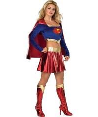 Kostým Supergirl Velikost M 40-42