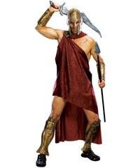 Kostým Deluxe Spartan 300: Bitva u Thermopyl Velikost STD