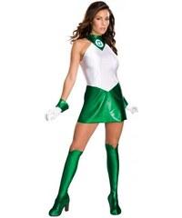 Kostým Green Lantern Velikost L 44-46