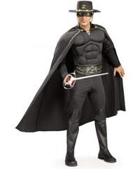 Kostým Zorro svalovec Velikost Std