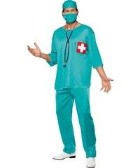 Kostým Chirurg Velikost L 52-54