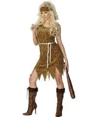 Kostým Jeskynní žena Velikost L 44-46