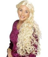 Paruka Guinevere blond