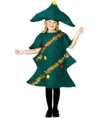 Dětský kostým Vánoční stromeček Pro věk (roků) 10-12