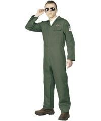 Kostým Pilot Velikost L 52-54