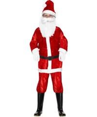Dětský kostým Santa Pro věk (roků) 10-12