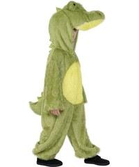 Dětský kostým Krokodýl 7-9 roků