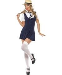 Kostým Sexy školačka Velikost L 44-46