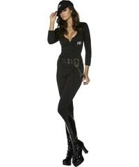 Kostým Sexy policistka FBI Velikost M 40-42