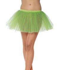 Minispodnička neonová zelená