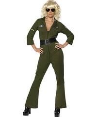 Kostým Top Gun Velikost M 40-42