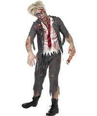 Kostým High School zombie školák Velikost L 52-54