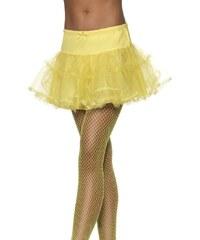 Minispodnička neonová žlutá