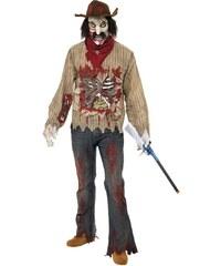 Kostým Zombie kovboj Velikost L 52-54