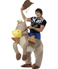 Kostým Kovboj s koněm