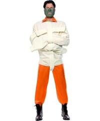 Kostým Mlčení jehňátek Hannibal Lecter Velikost L 52-54