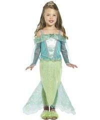 Dětský kostým Mořská panna Pro věk (roků) 3-4