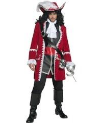 Kostým Pirátský kapitán Velikost M 48-50