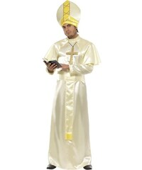 Kostým Papež Velikost M 48-50