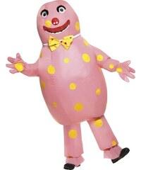 Kostým Mr Blobby nafukovací Velikost M 48-50