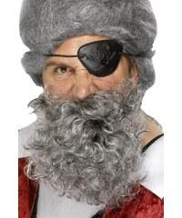 Plnovous Pirát šedý