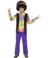 Dětský kostým Hippie Pro věk (roků) 4-6