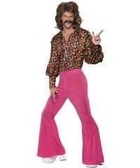 Kostým Hippiesák Velikost L 52-54