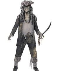 Kostým Duch piráta Velikost L 52-54