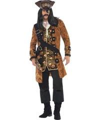 Kostým Pirát Velikost M 48-50