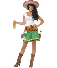 Kostým Tequila shooter Velikost M 40-42