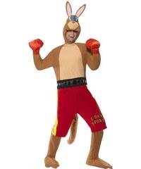 Kostým Klokan boxer Velikost M 48-50