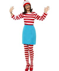 Kostým Wenda Wheres Wally? Velikost L 44-46